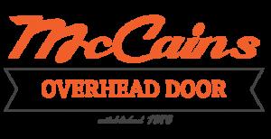 McCains Overhead Door