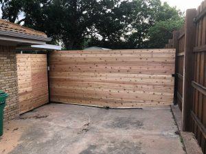 Custom Fence and Gate Repair