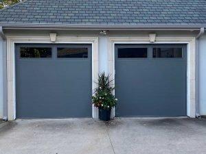Modern Garage Door Installation